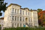 Ferienwohnung Villa Meeresblick 02 in Ahlbeck