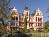 Ferienwohnung Villa Hintze - Tusculum in Heringsdorf
