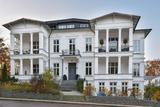 Ferienwohnungen Villa Alba in Heringsdorf