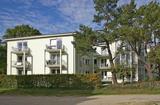 Ferienwohnung Haus Strandoase 23 in Heringsdorf