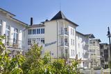 Ferienwohnung Haus Miramar 25 in Ahlbeck